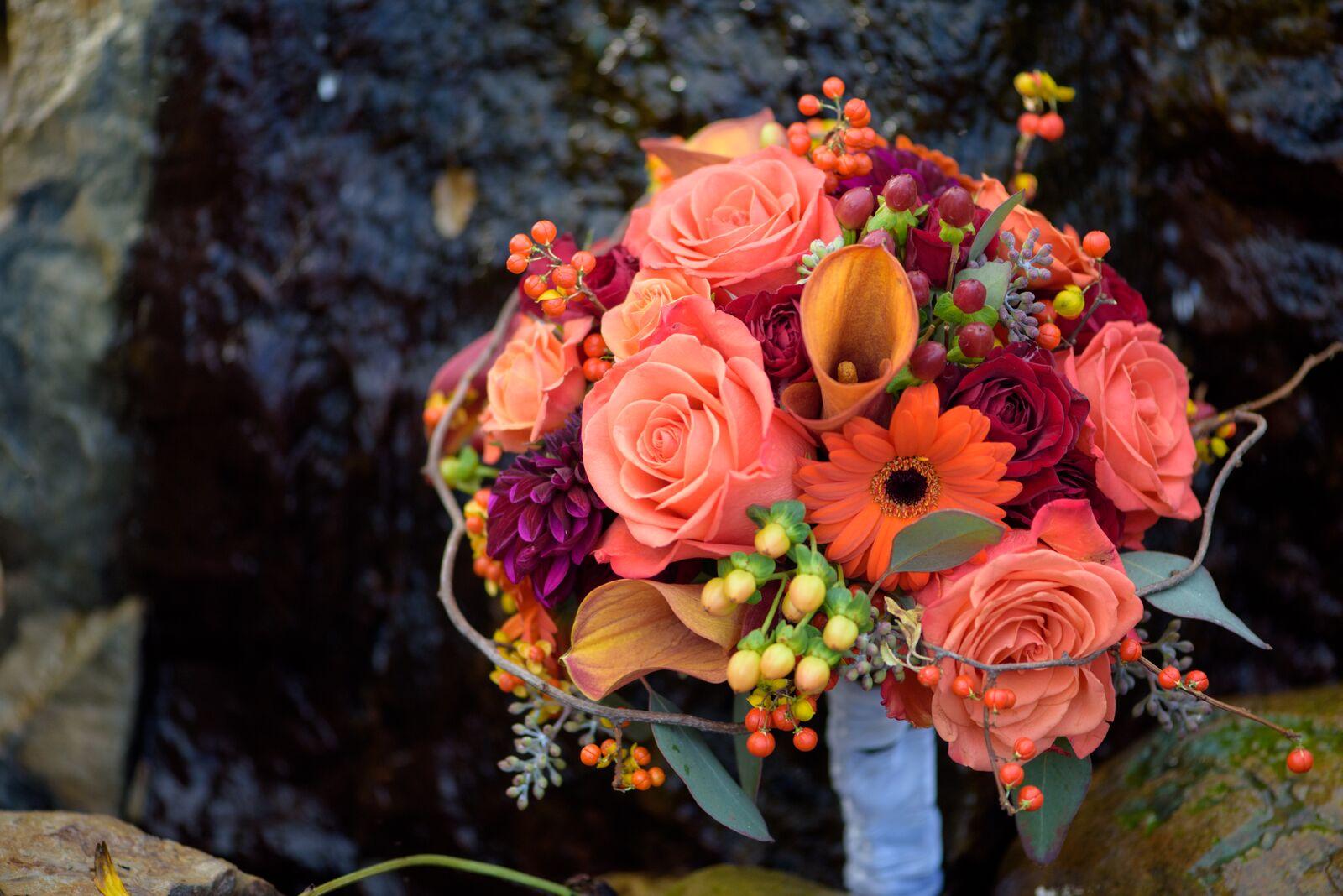 silk-wedding-flowers-bouquet-recreation