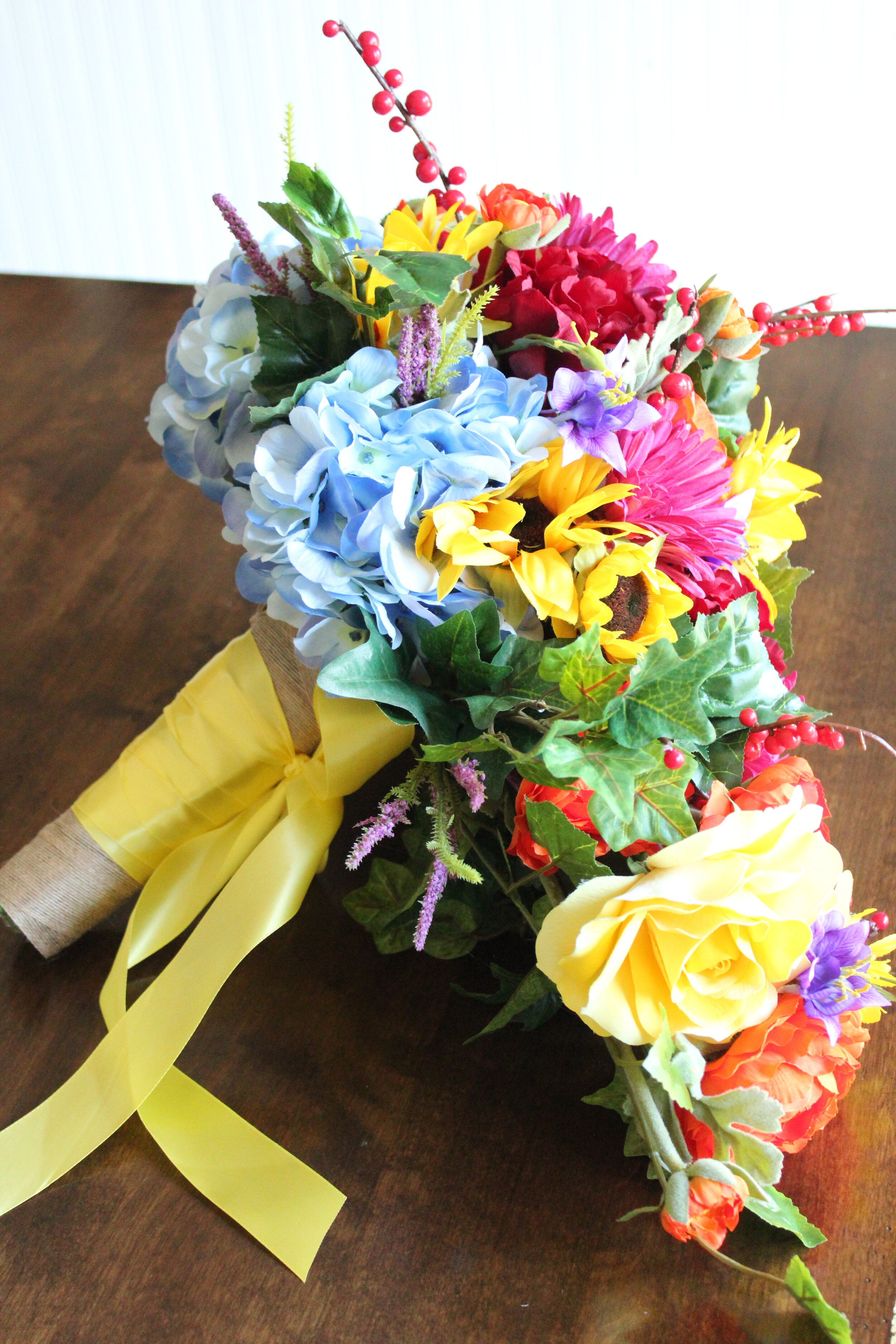 Bright Colors In Fall Silk Wedding Flowers Silk Wedding Flowers And Bouquets Online Love Is Blooming