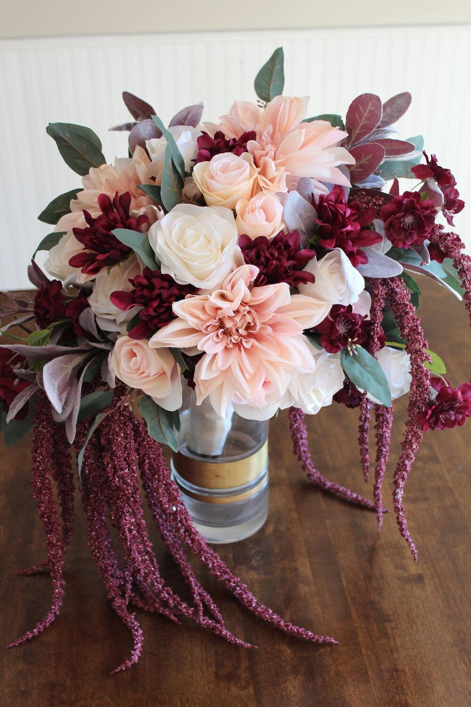 Silk Wedding Flower Centerpieces Silk Wedding Flowers And Bouquets Online Love Is Blooming