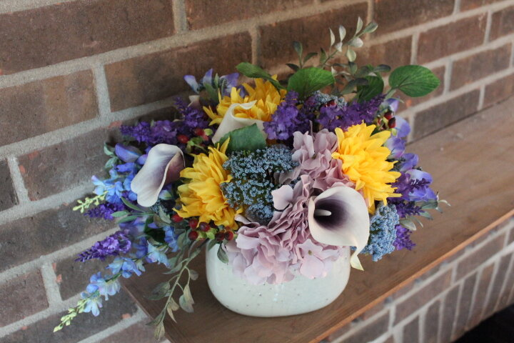 Custom Silk Flower Arrangement For Special Occasions Silk Wedding Flowers And Bouquets Online Love Is Blooming