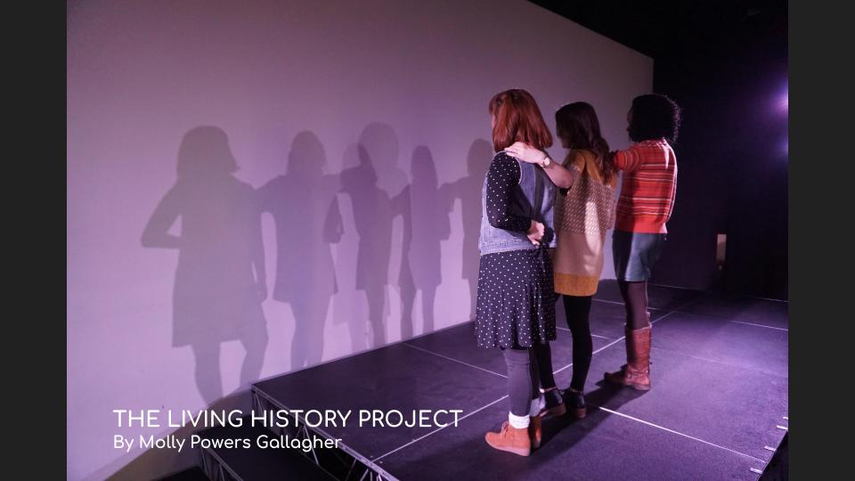 The Living History Project - Work-in-Progress showings as part of New Victory Theater LabWorksApril 2019