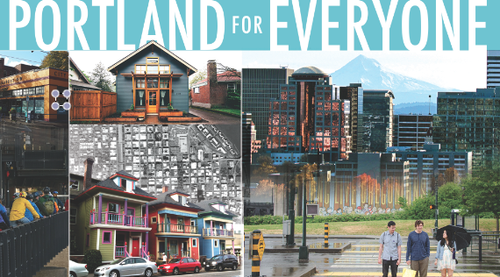 Portland for Everyone, Oregon