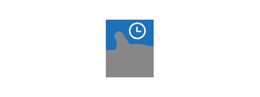 - 4. Para pagamento com cartão de débito/crédito pressione o botão TEMPO.