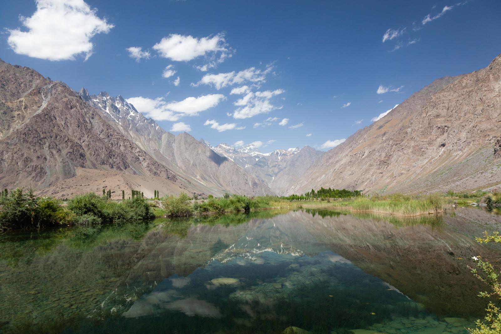 Bartang Valley, Tajikistan. Credit: Andy Isaacson