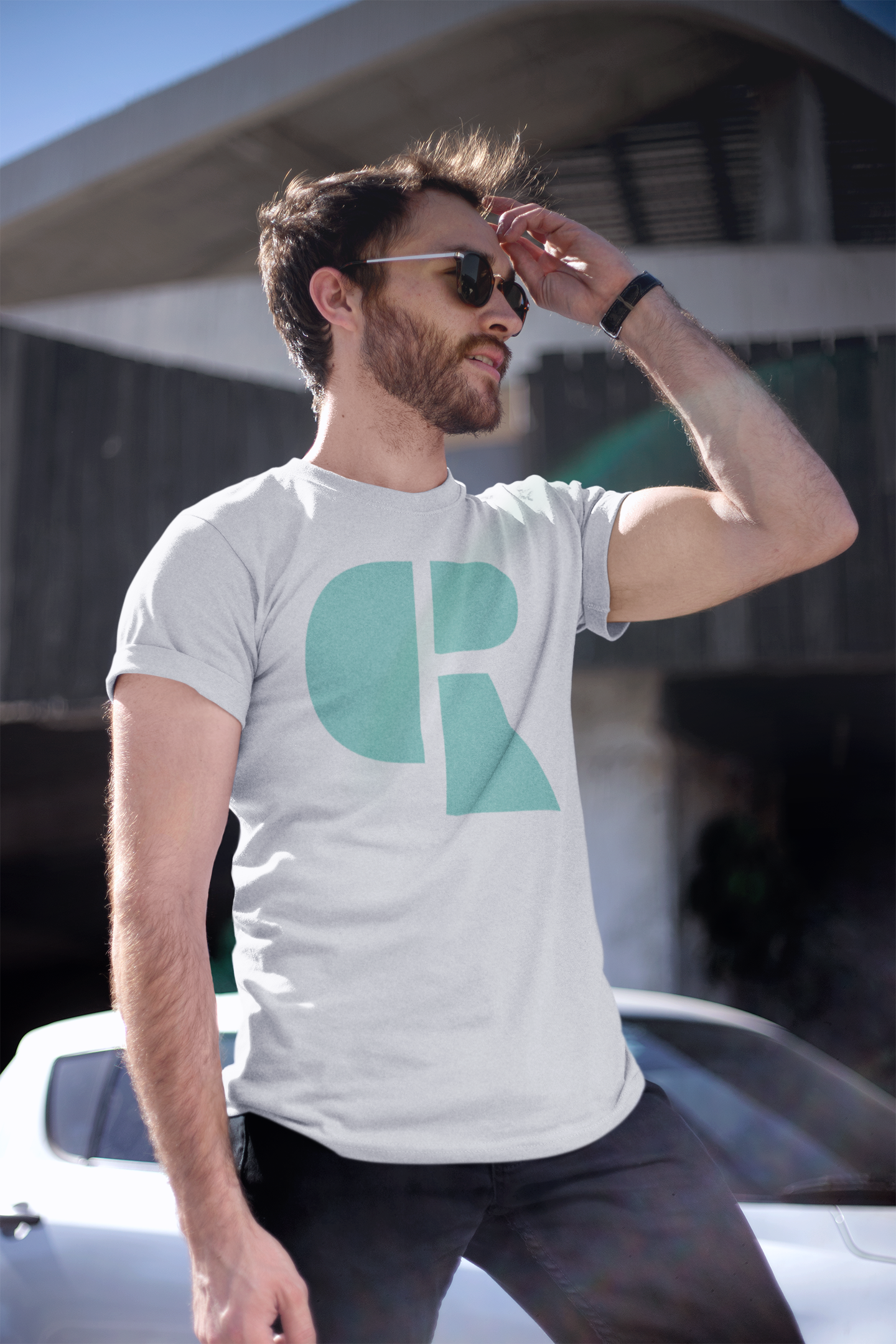 MEN'S MINT DVSREP GRAPHIC TEE