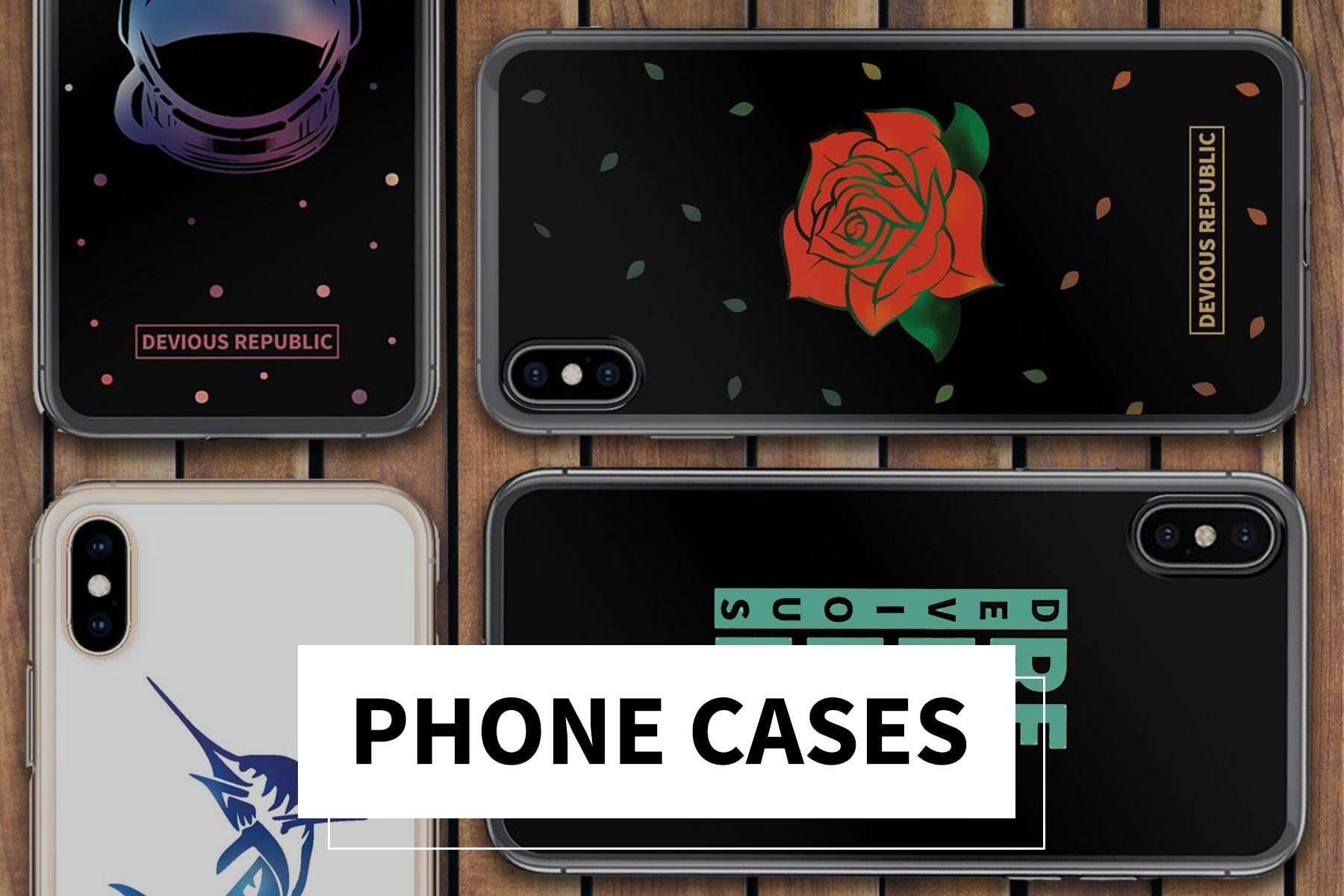 Phone Cases | Devious Republic | DVSREP