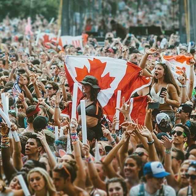 Happy Canada Day eh? #hbdcanada