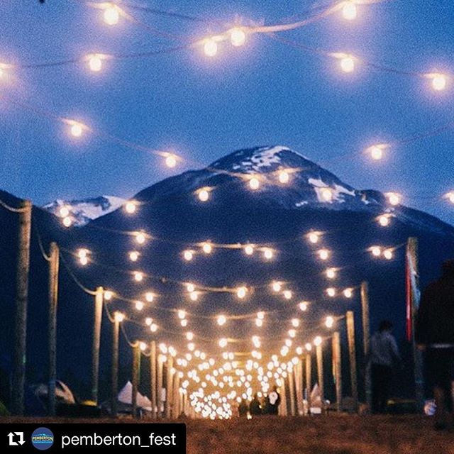The feels are real when pemby is less than 10 days. The kid is fired up ⛺️🎉🍻 #pembyfest  #Repost @pemberton_fest ・・・ Feeling very nostalgic today + releasing some of our favourite photos you've taken from the campgrounds. Can't wait to go back on-sale with #camping this Tuesday! 📷: @beedee_