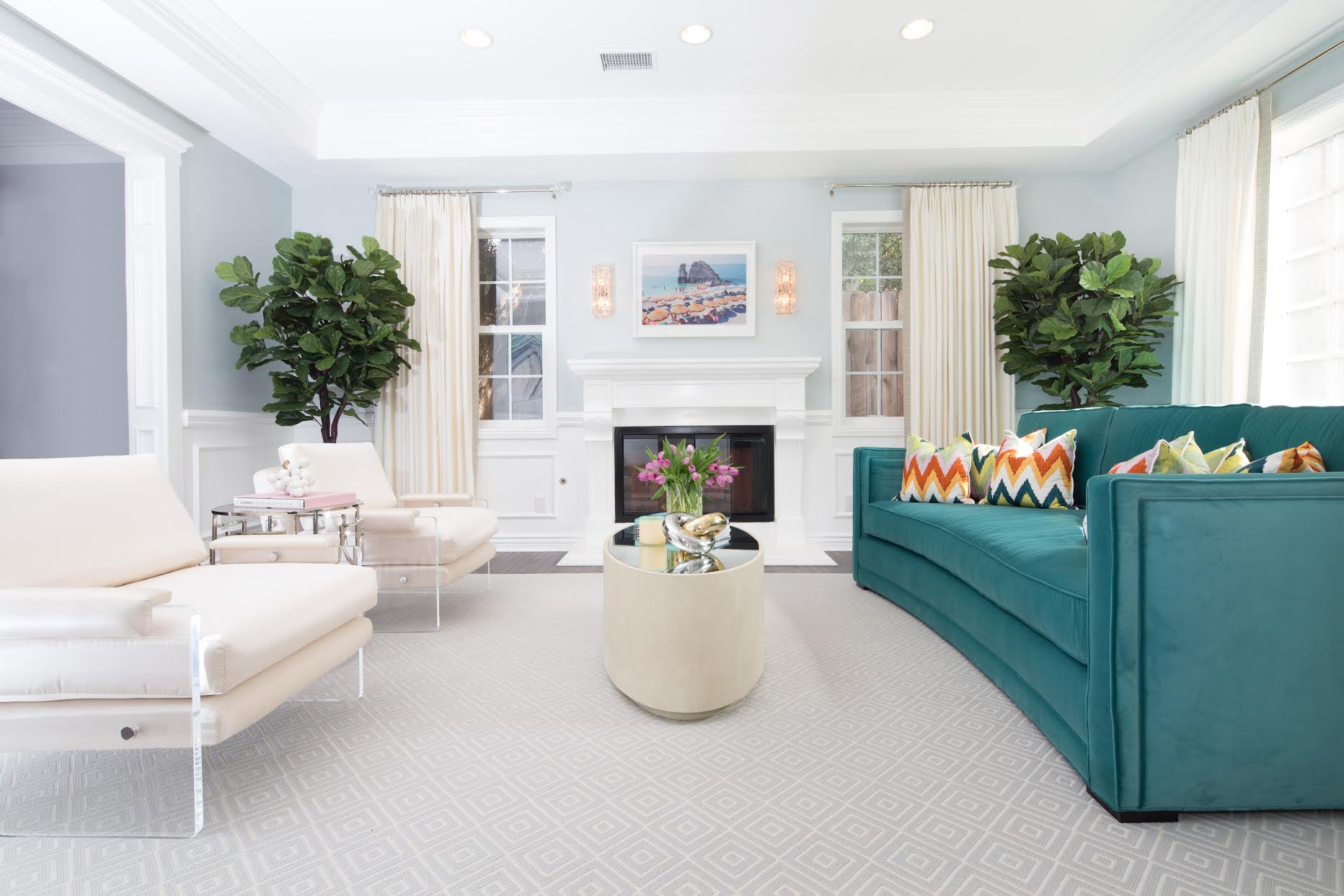 Lisa Bennett Lerner and Matt Epstein Interior Design Your Home