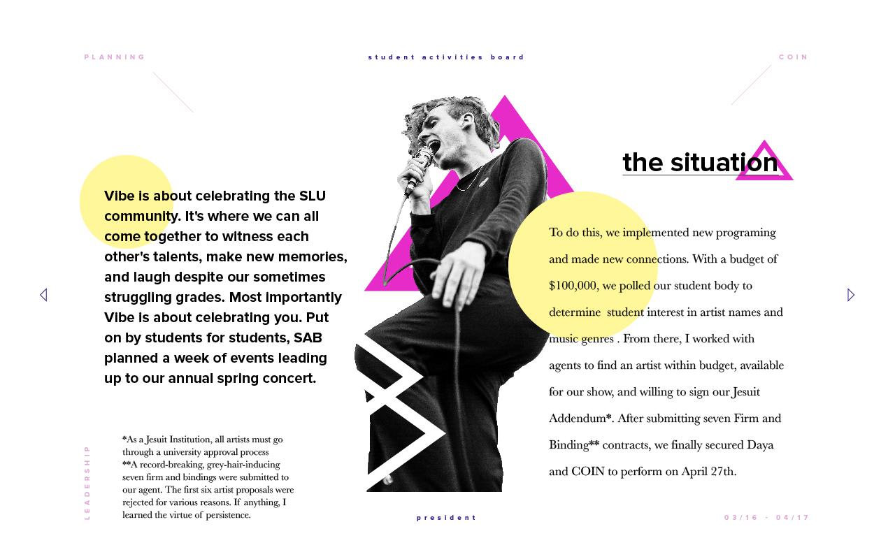 Event Planning & Branding — Matt Meyers