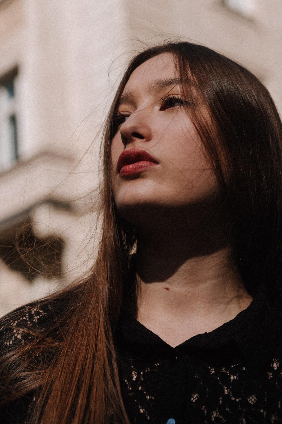 Red Lips - in Berlin with @jennifer.farwer