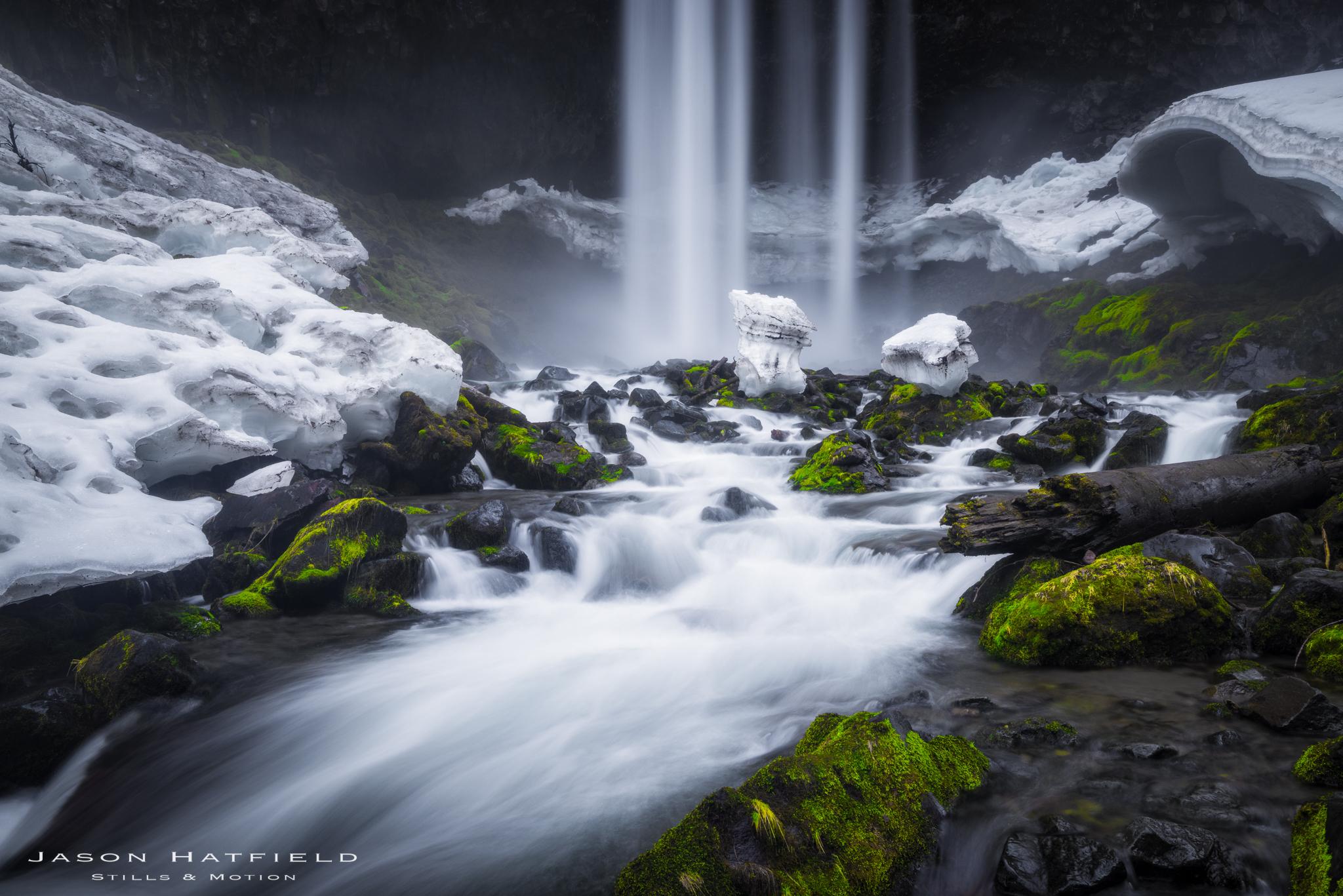 Tamanawas Ice