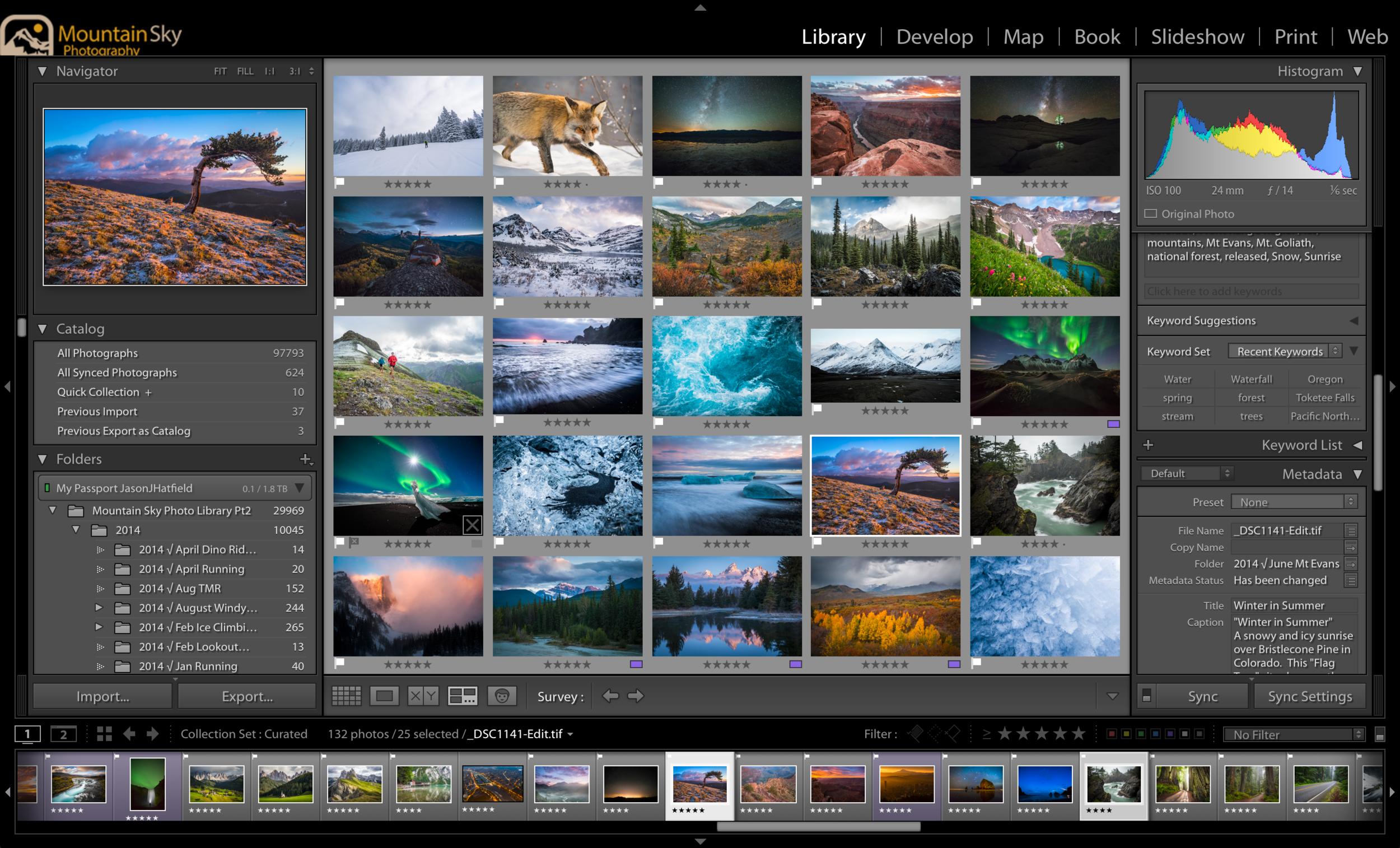 Jason Hatfield Lightroom Images Selects