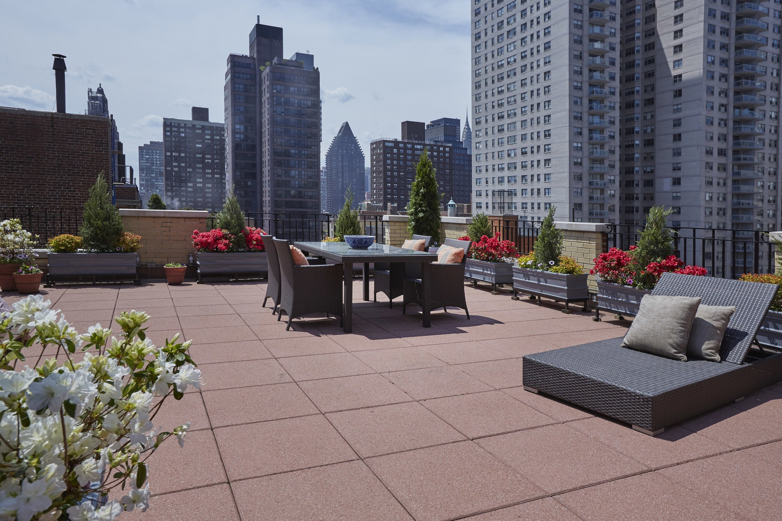 3000 Sq feet of amazing terrace space