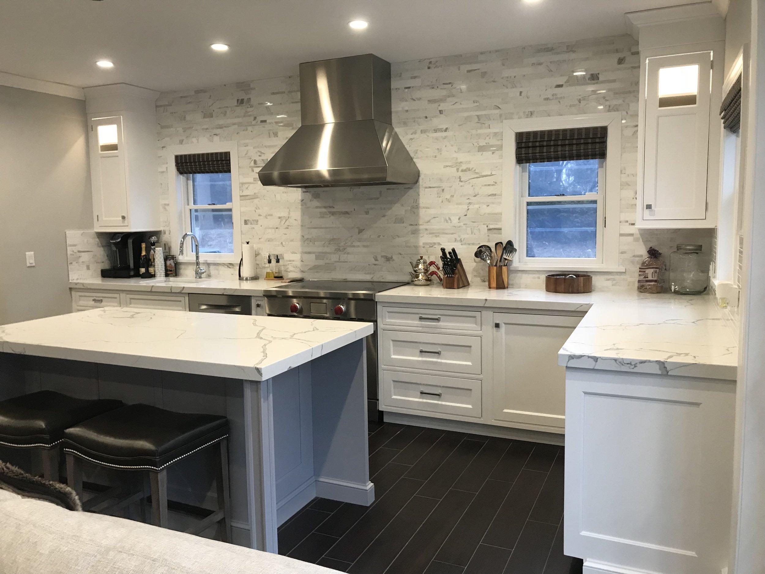 Old Brookville Long Island Kitchen