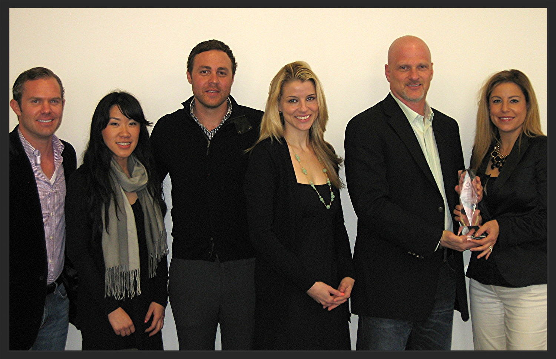 "The Matte For Men ""Retailer Of The Year"" Award Presentation"