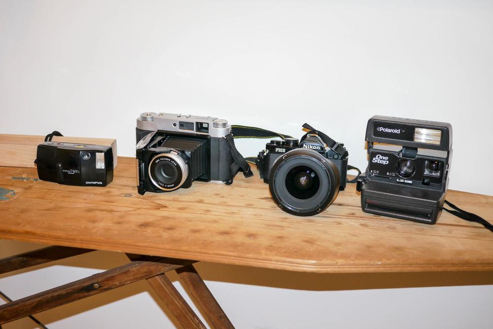 Kayla's favorite cameras