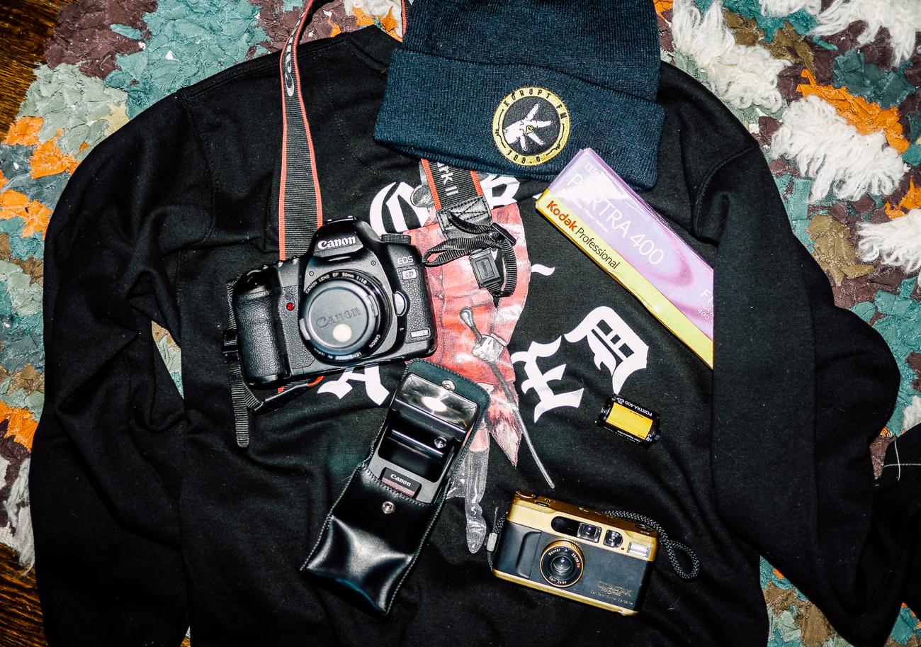 Ysa's favorite cameras