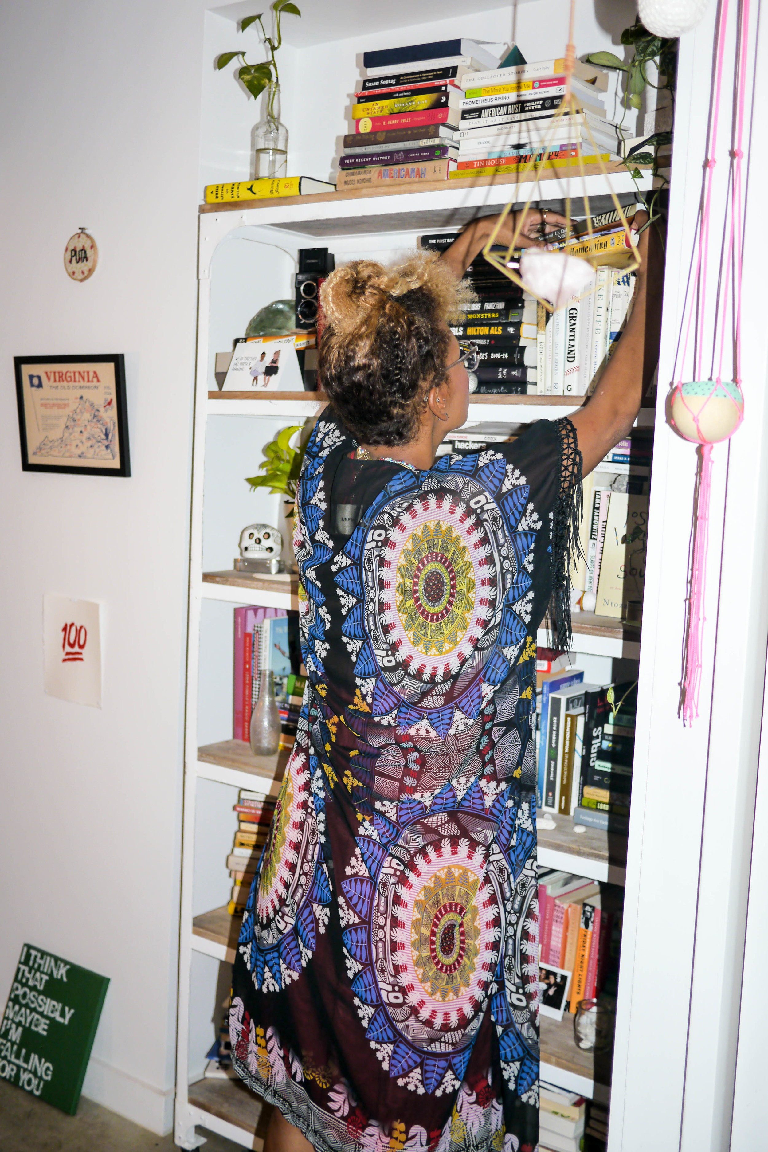 Outfit Details: Kimono, Free People