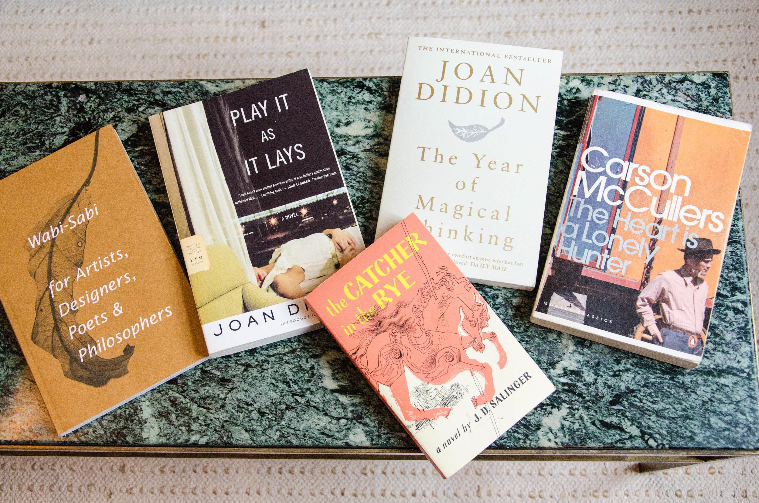 Shawana's favorite books