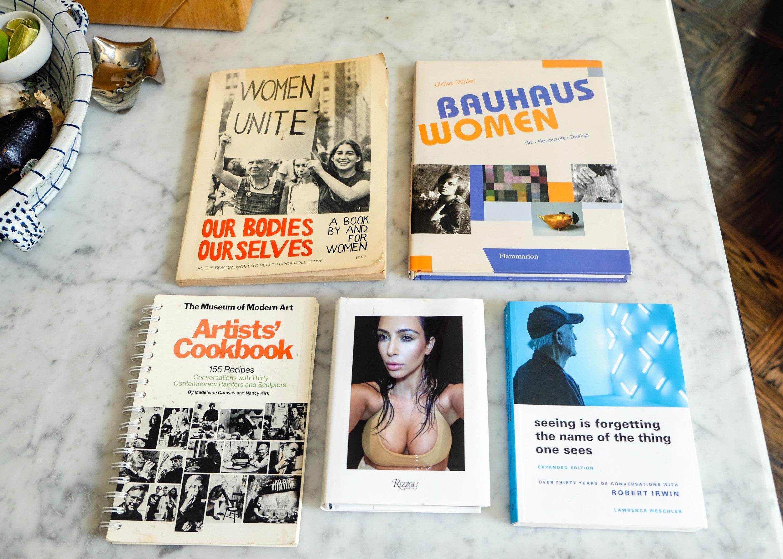 Julia's favorite books