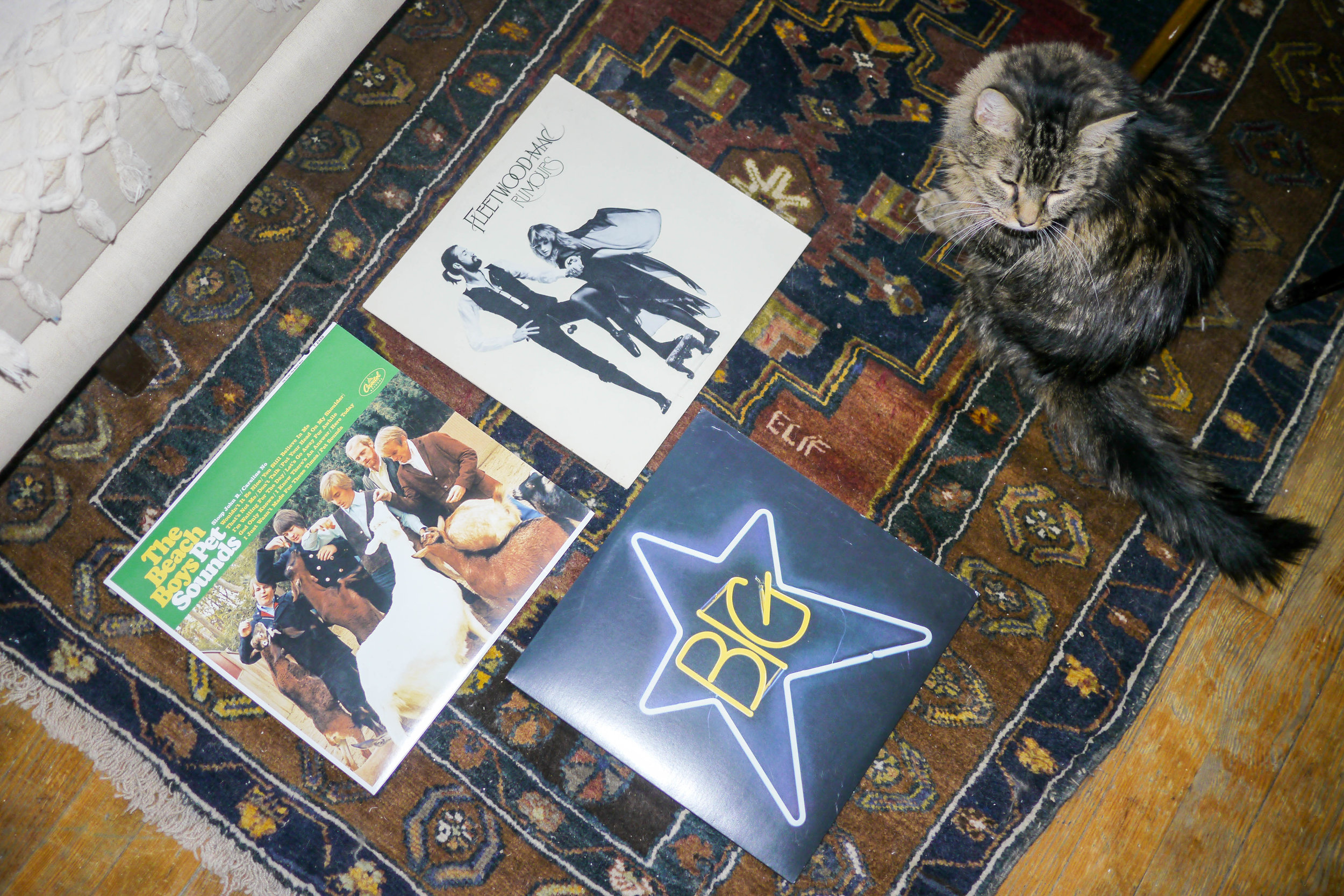 Nicole's favorite records