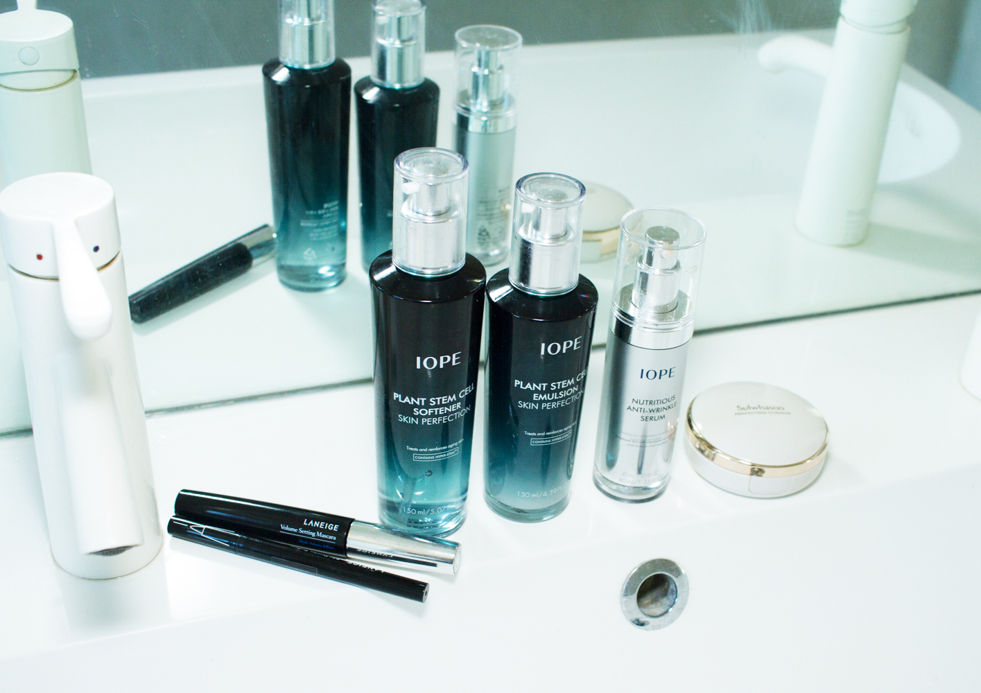 Angie's favorite beauty products