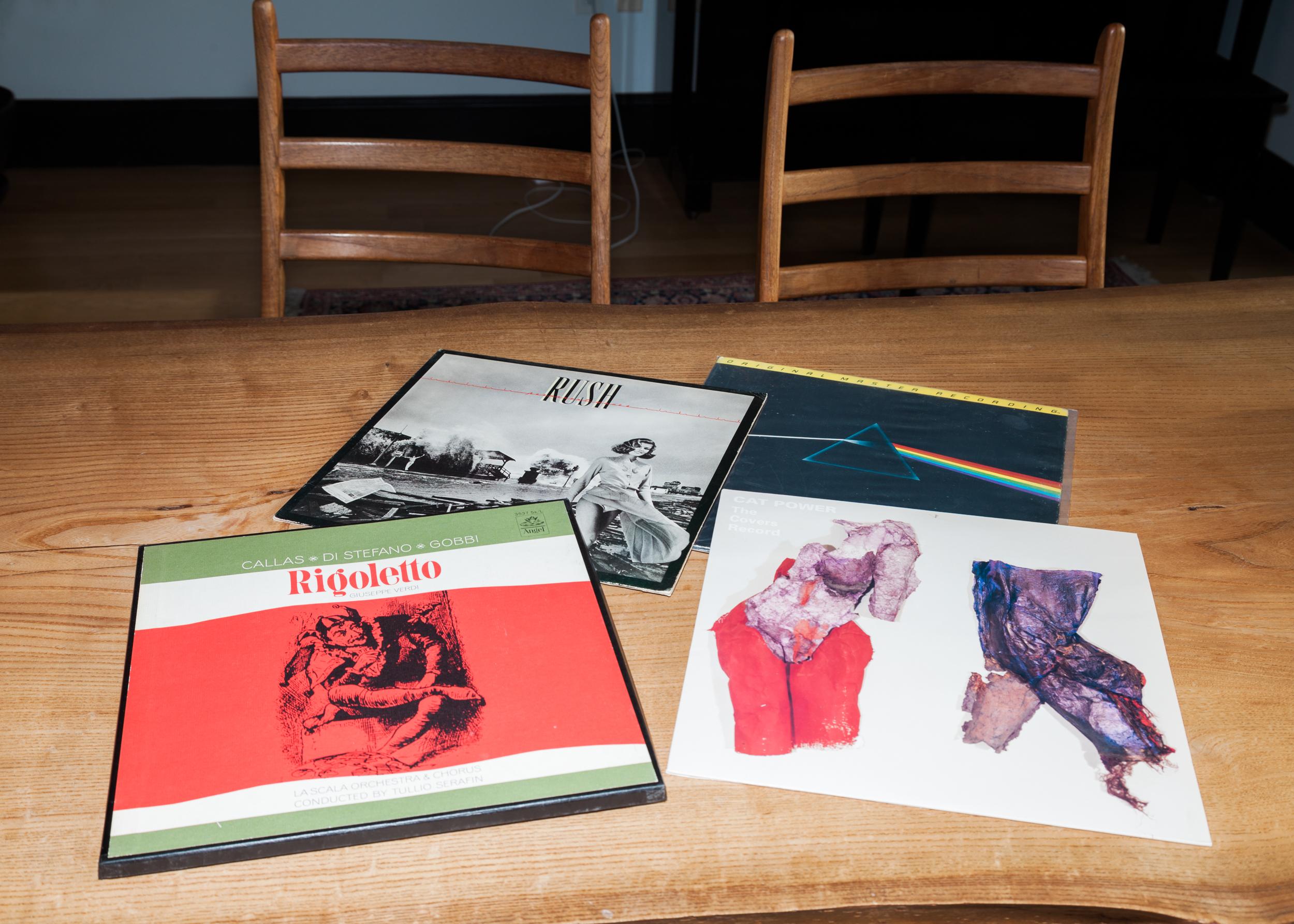 Yael's favorite records