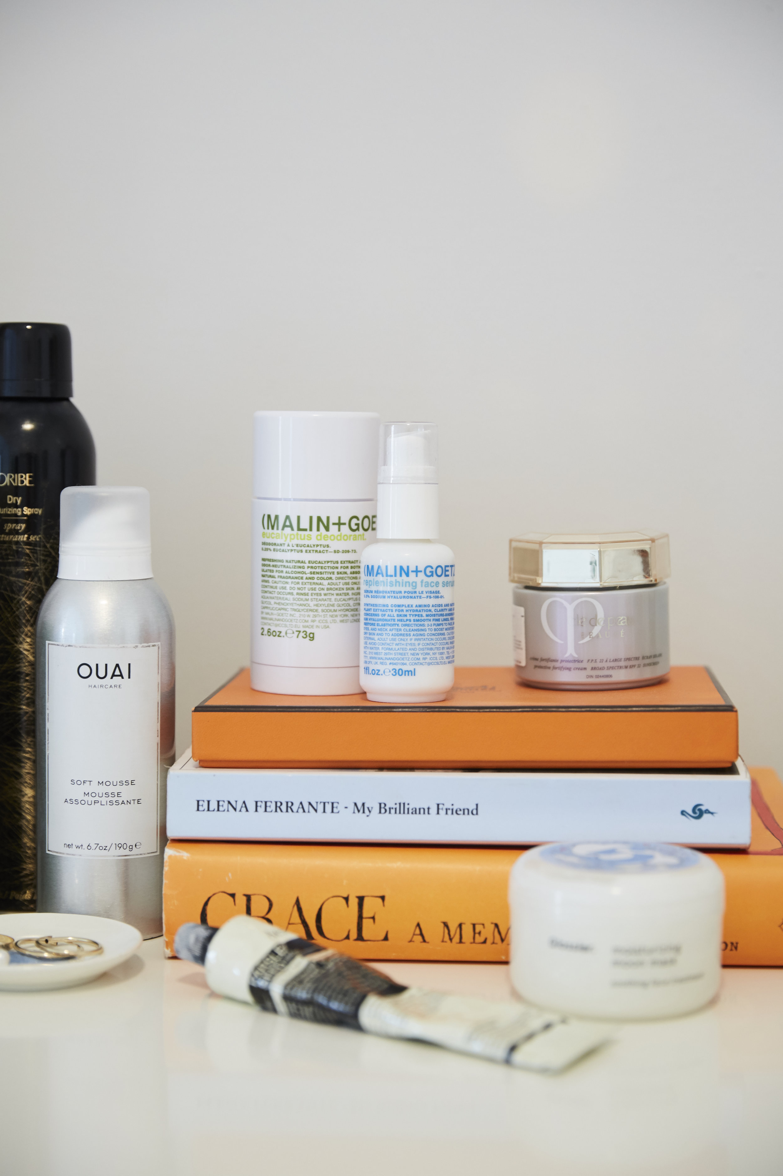 Anna's favorite beauty products