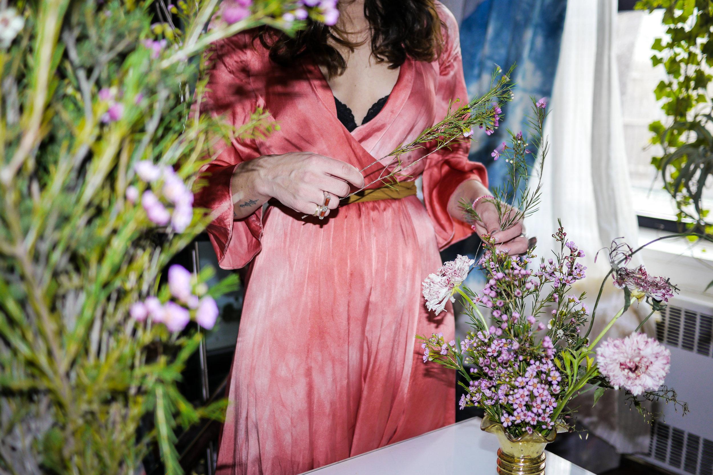 Dress, Aurora Vestita