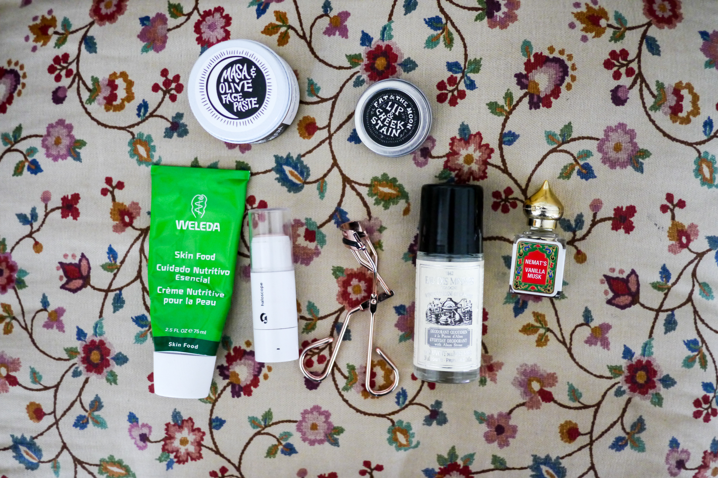 Holly's favorite beauty products