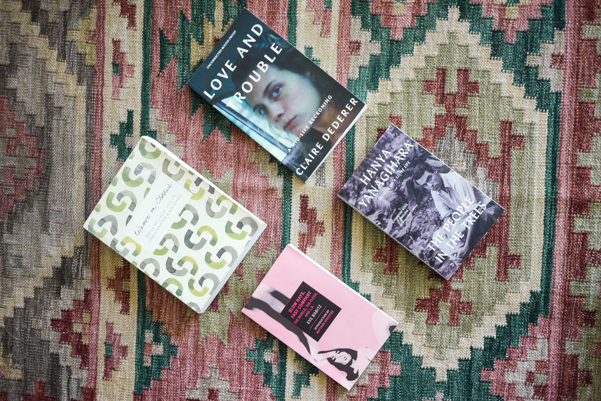 Angie's favorite books