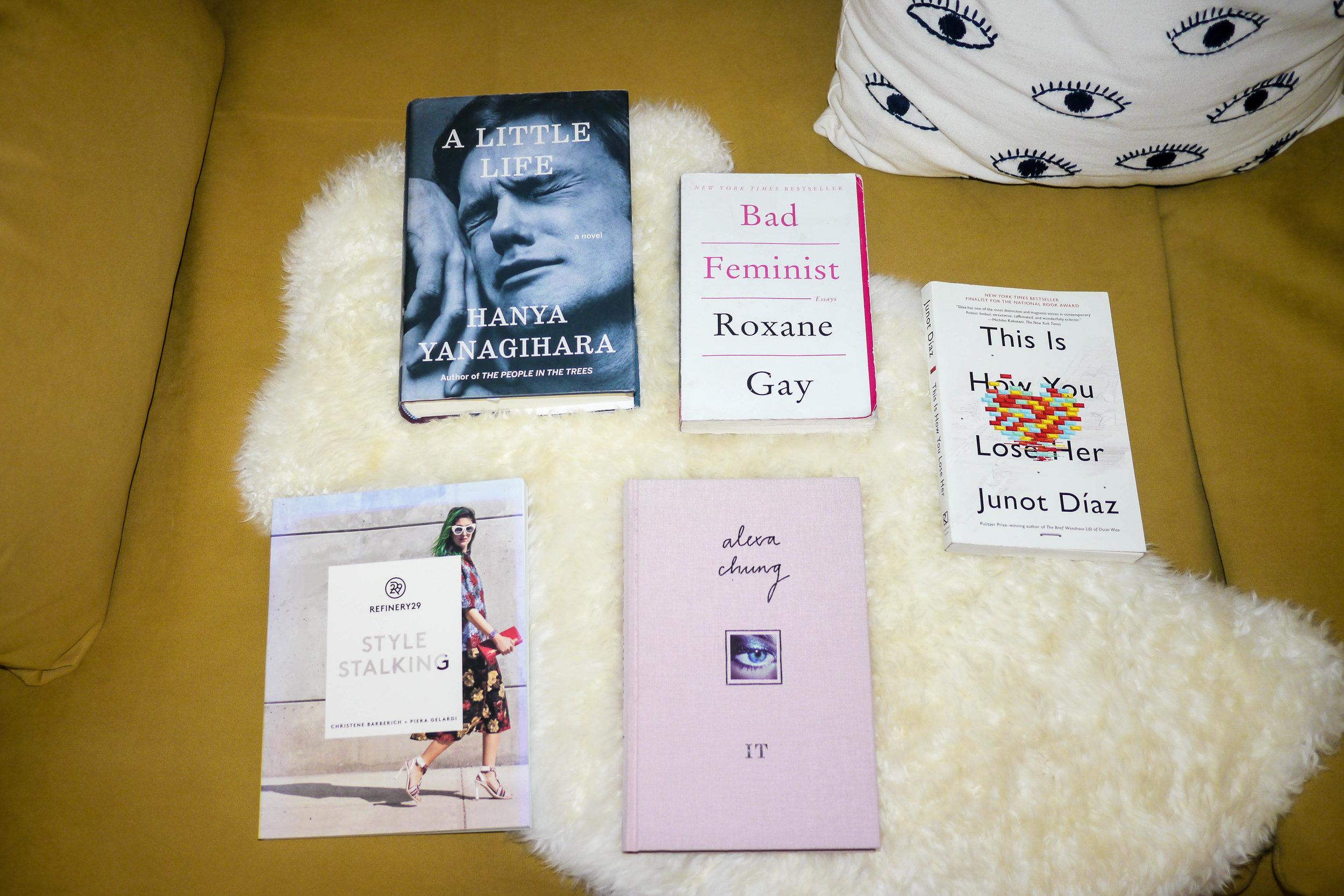 Alyssa's favorite books