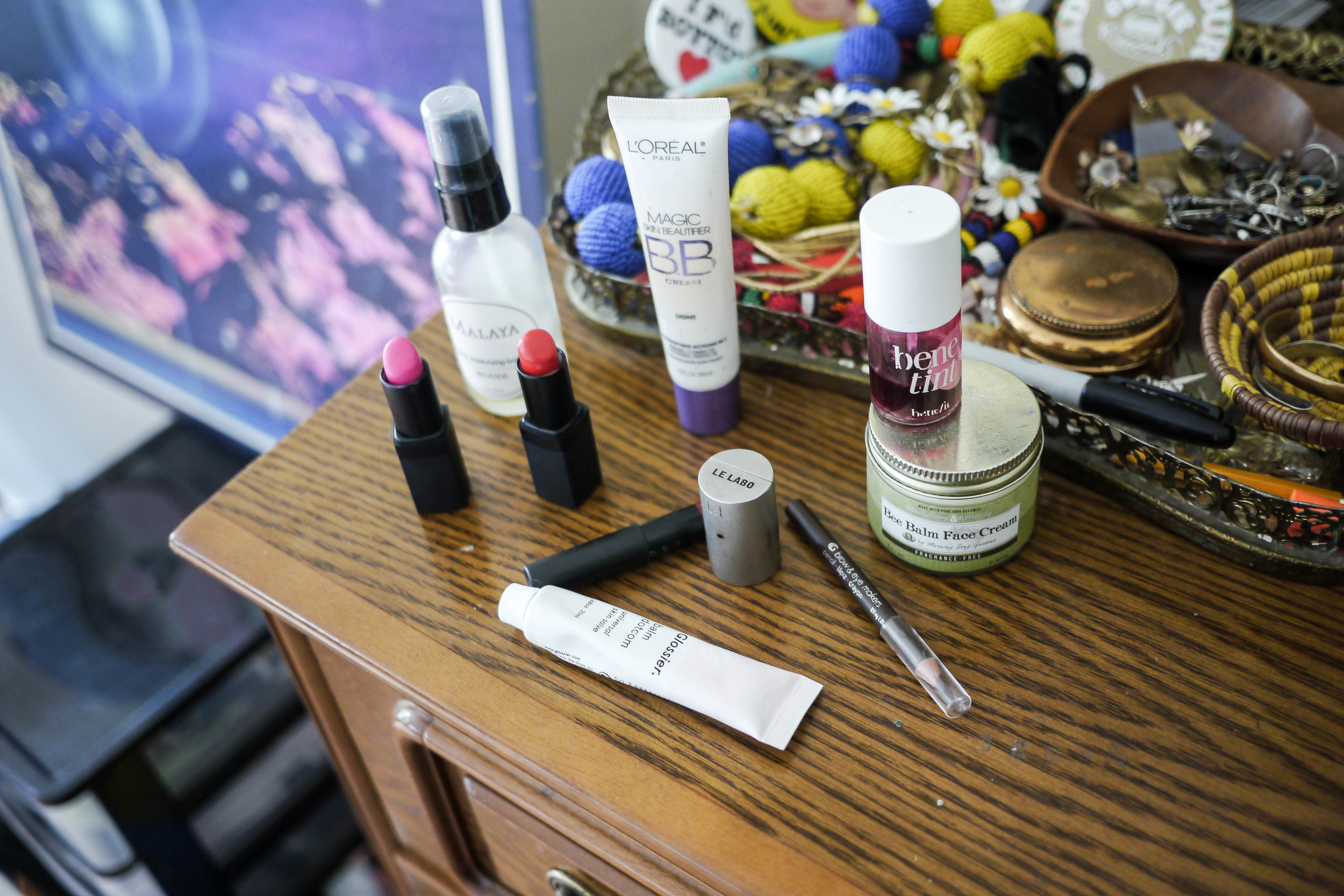 Emily's favorite beauty products