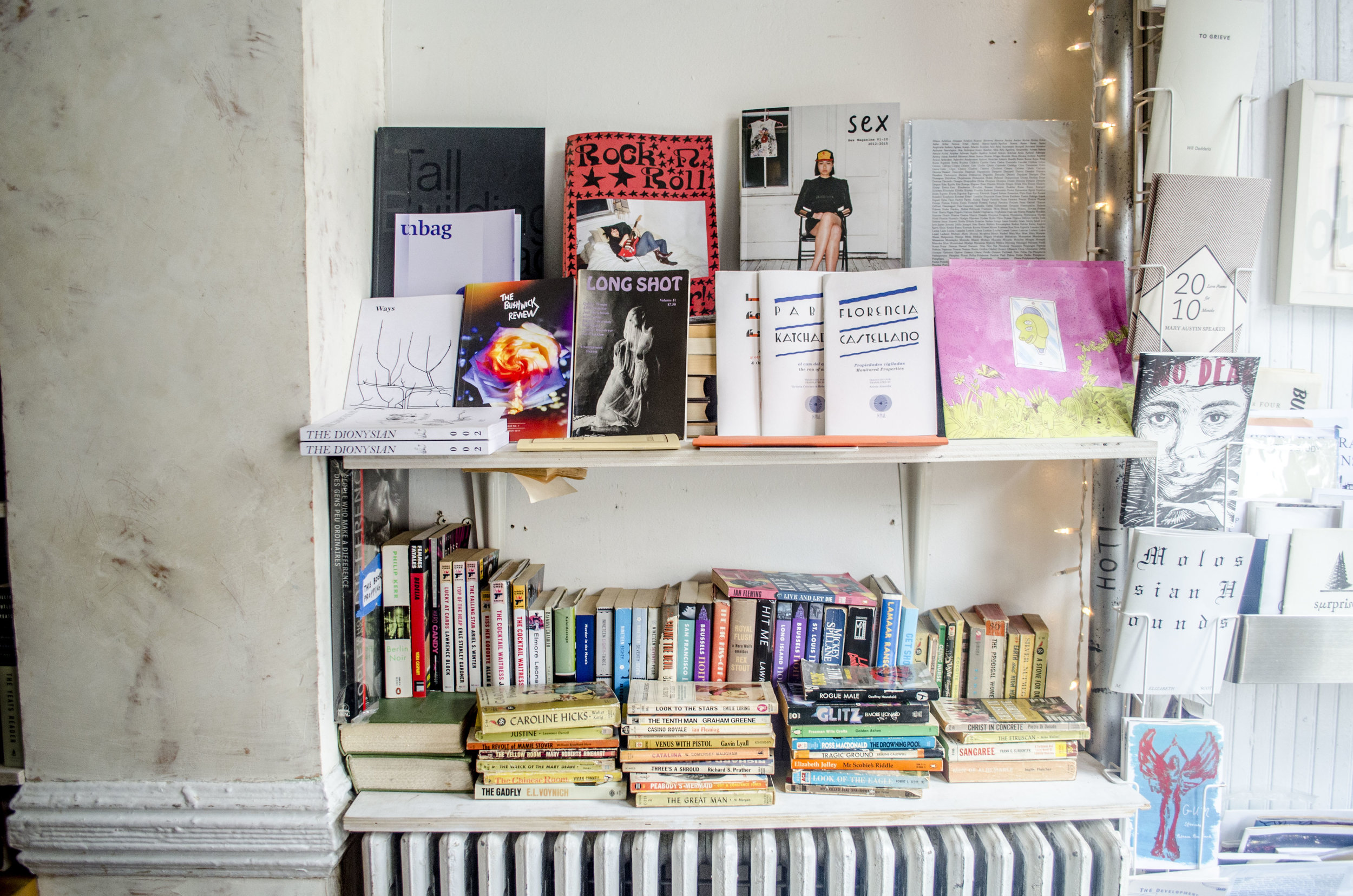Molasses Books Passerguide