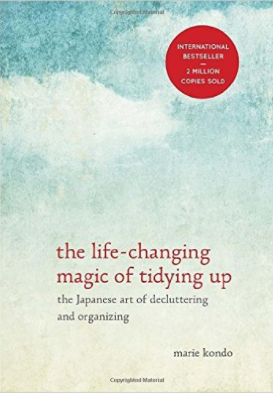 the life changing magic of tidying up marie kondo