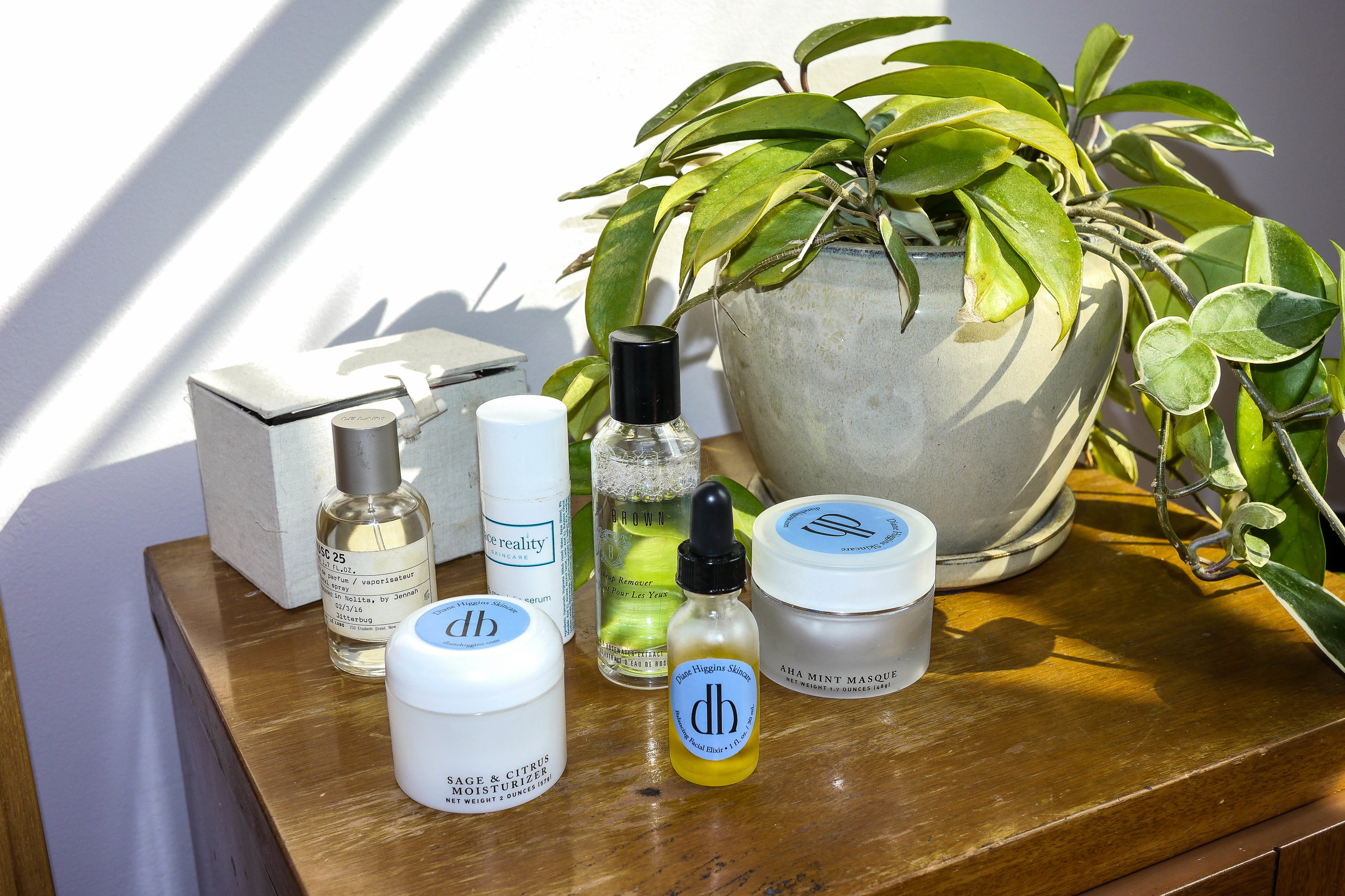 Erin's favorite skincare products