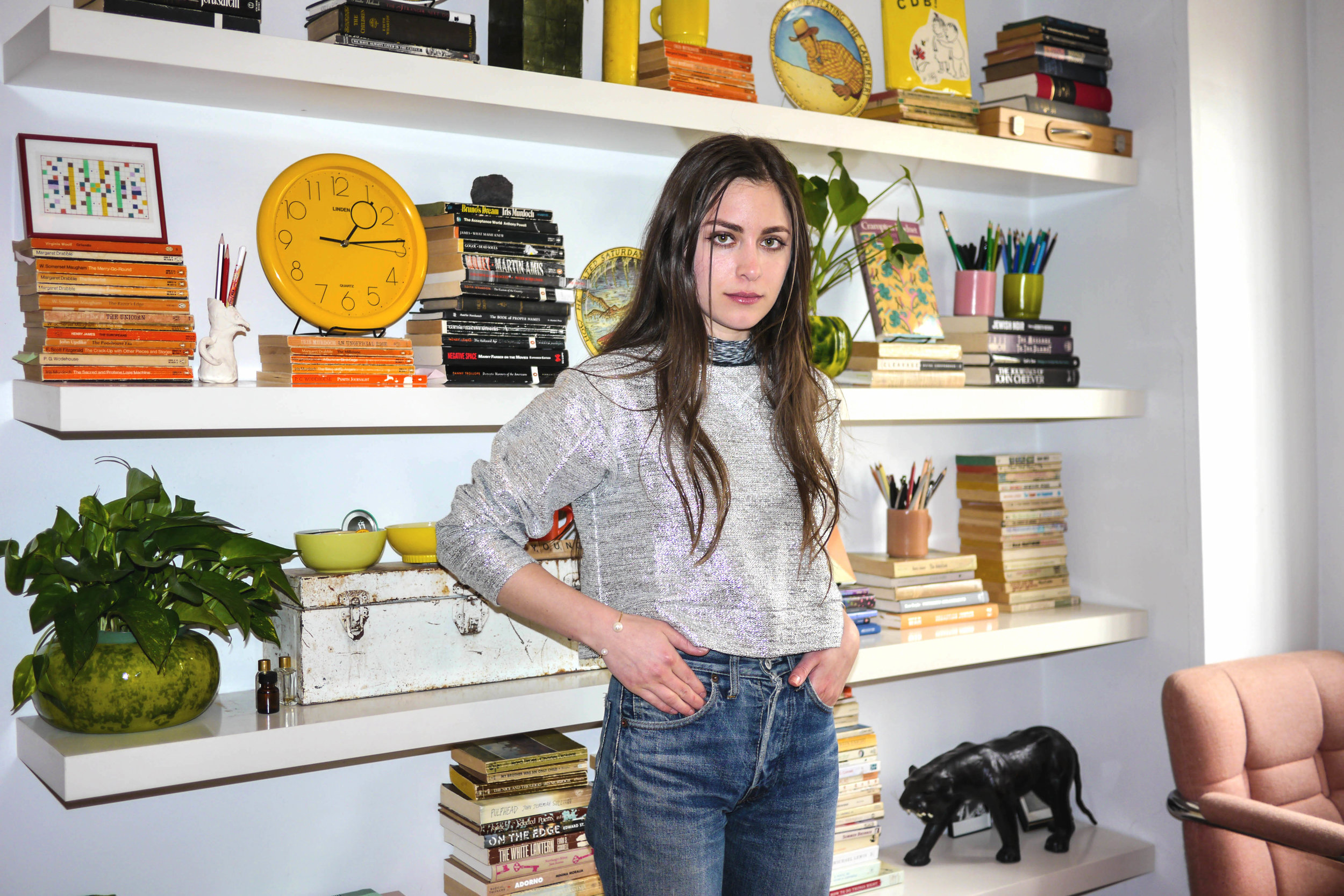 Molly Young  , author & contributing writer at the New York Times Magazine