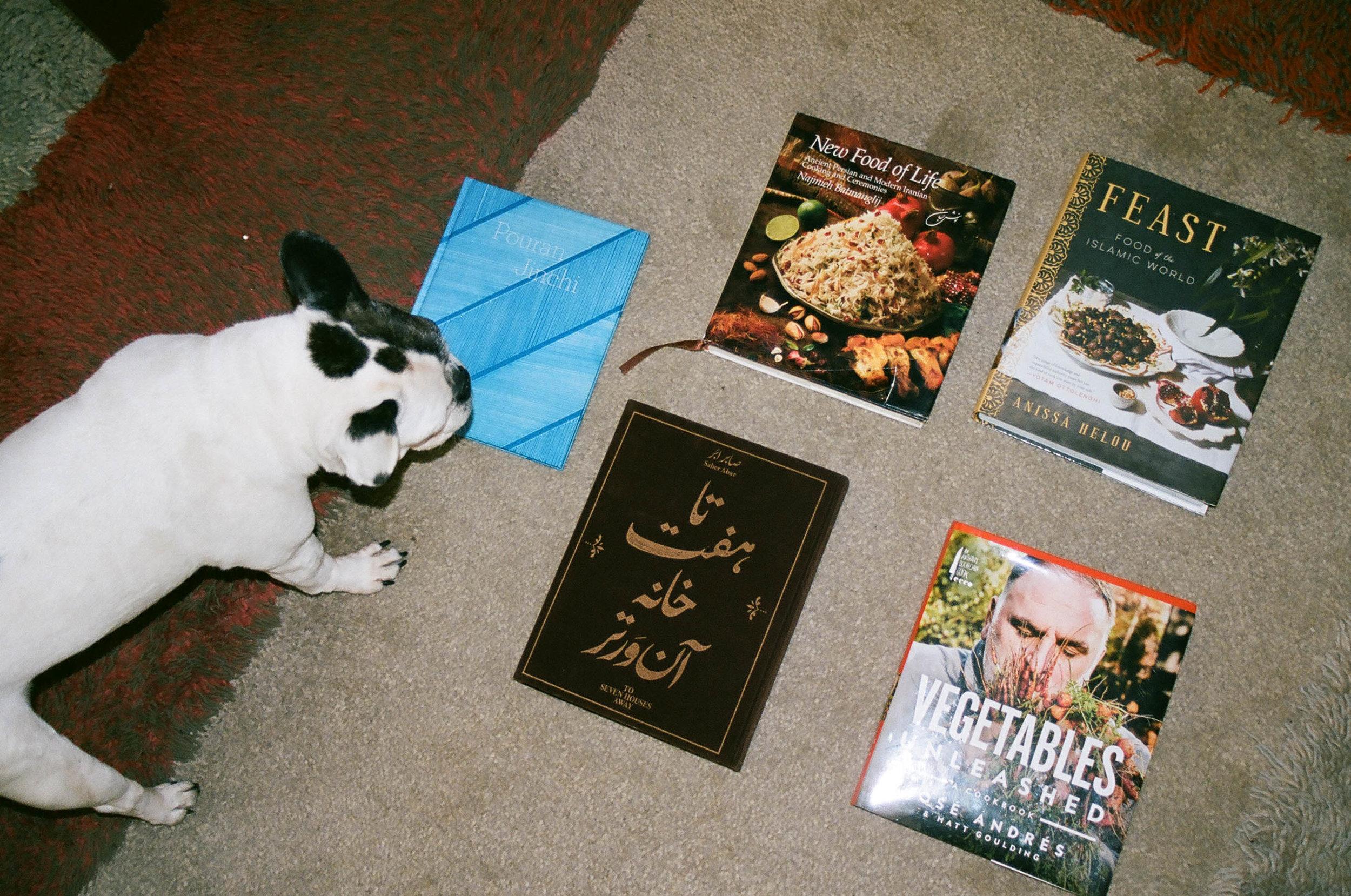 Nasim's favorite books