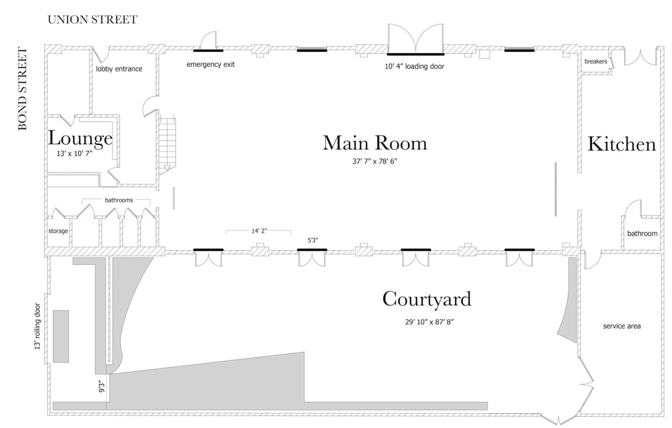 Floor Plans — The Green Building