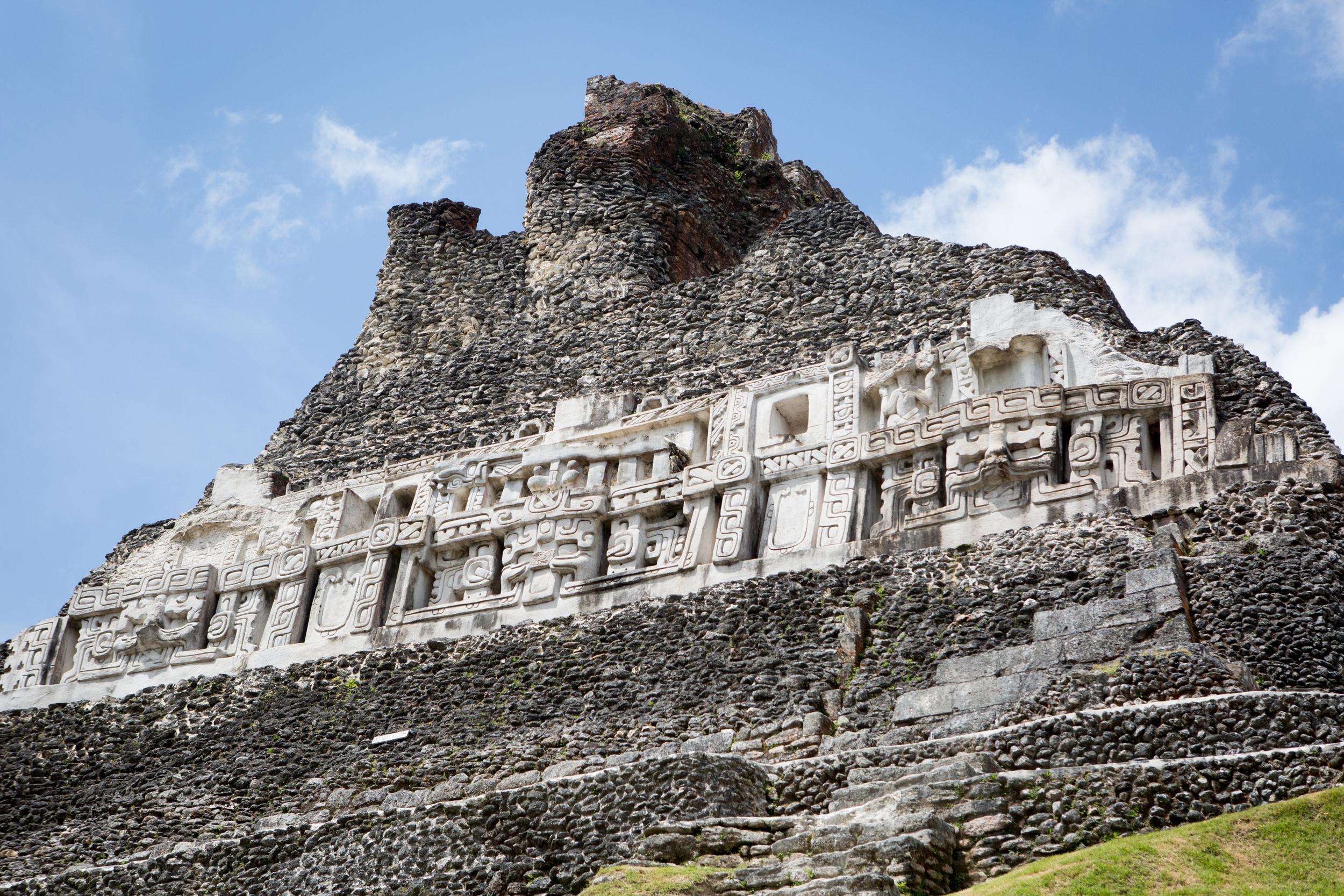 Xunantunich: El Castillo