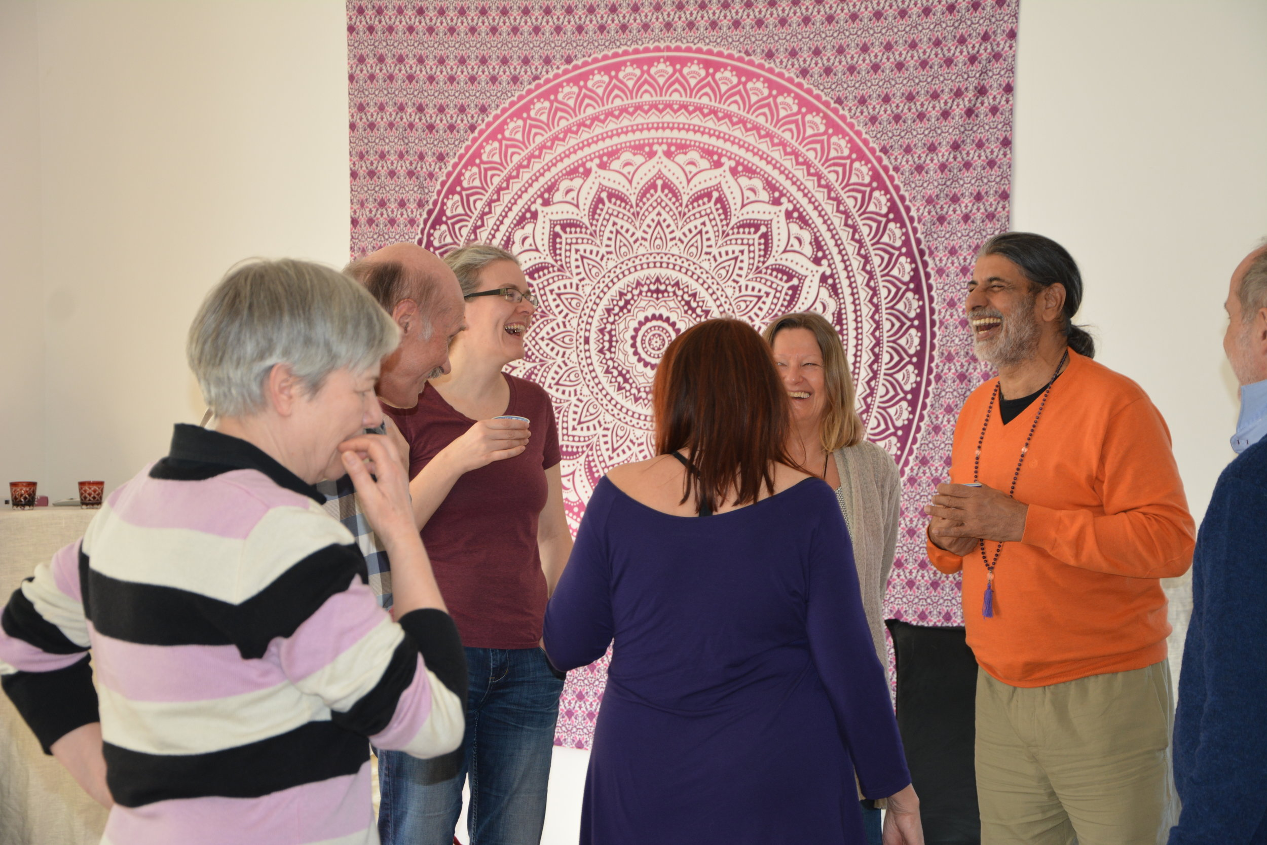 Meditation Retreat Wochenende Hamburg