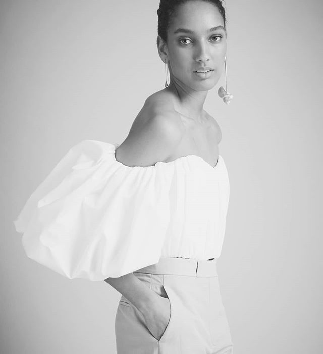 From archive 🖤  Stylist: @cristinammiguel  Model: @laurenborgers Make-up: @jcmua
