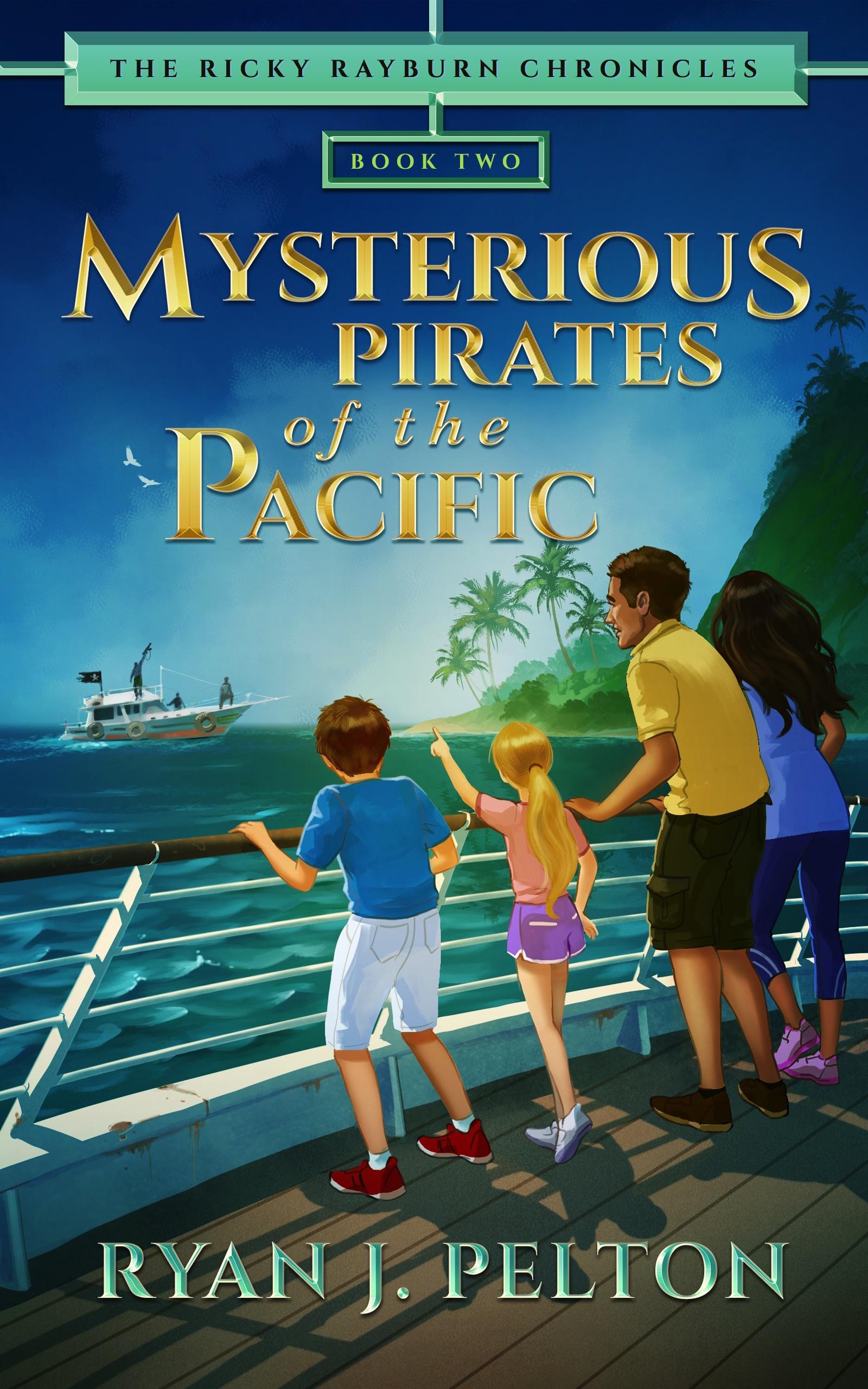 Middle Grade Fiction (7-12), Action Adventure