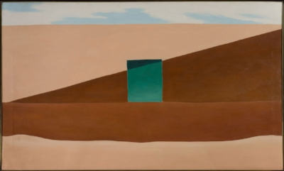 Georgia O'Keeffe, 'In the Patio, 1948'