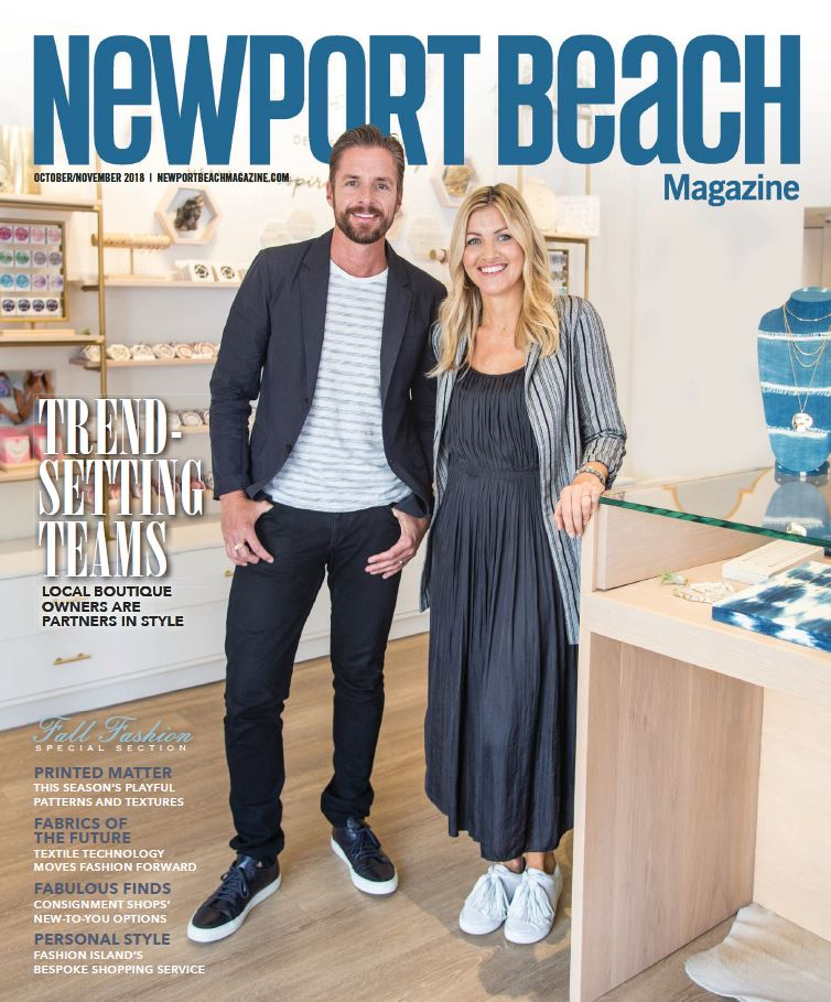 Newport Beach Magazine - October/November 2018