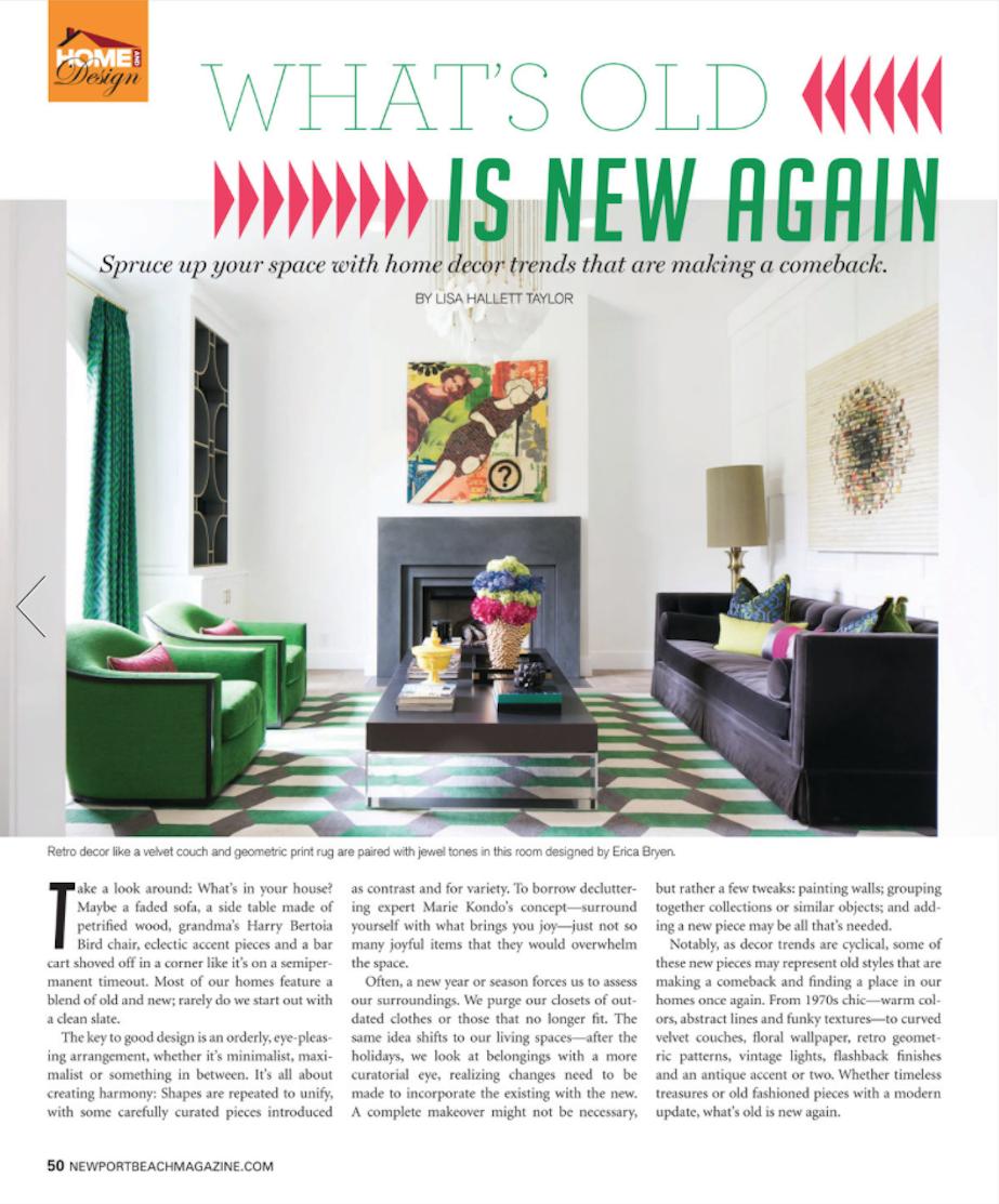 Newport Beach Magazine - March 2019