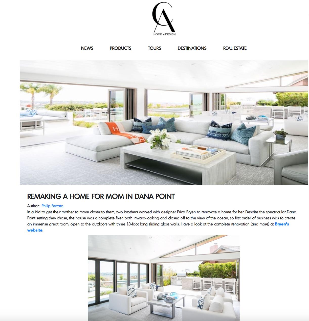 CA Home + Design - March 2019