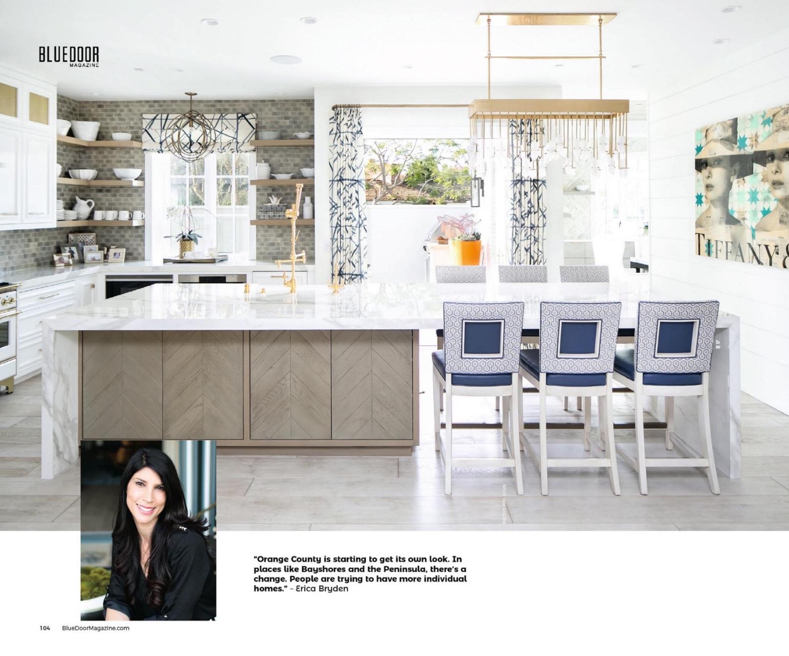 Blue Door Magazine - March 2019