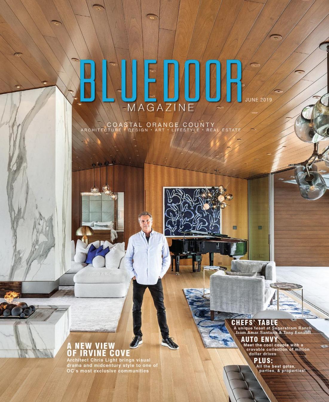 Blue Door Magazine - June 2019